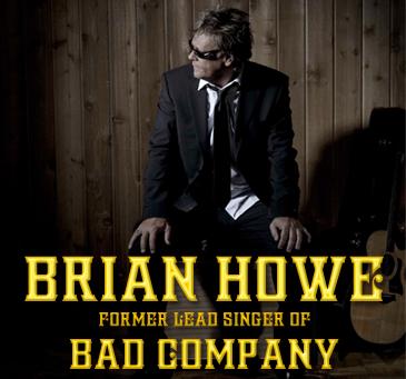 Brian Howe Bad Company