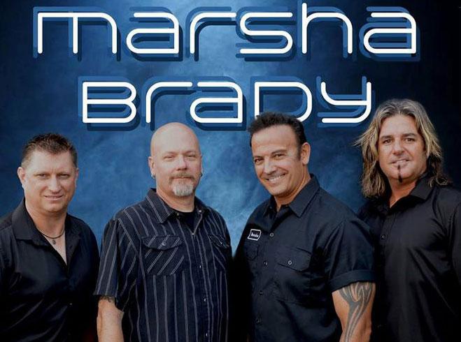 marsha brady band